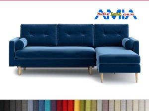 Mẫu sofa cho phòng khách rộng 15m2 nhỏ gọn