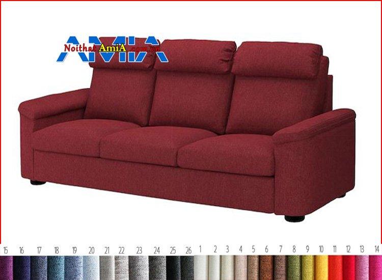 Hình ảnh ghế sofa thư giãn chân gỗ thấp đẹp