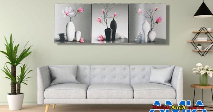 Hình ảnh mẫu ghế sofa văng màu trắng đẹp