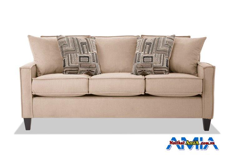 Hình ảnh mẫu sofa văng 3 chỗ hiện đại