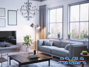 ghe sofa vang 2 cho dep cho phong khach AmiA SFN140220204