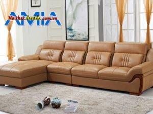 sofa da công nghiệp PU cao cấp AmiA SF1992114