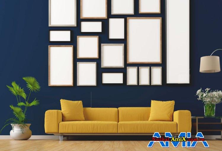 Ý nghĩa  của những mẫu sofa màu vàng trong đời sống