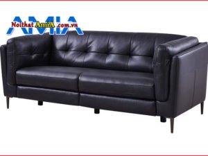 Bộ sofa da giá rẻ Hà Nội đẹp AmiA SF1992148