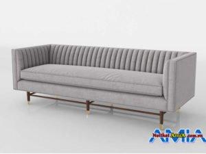 Hình ảnh ghế sofa nỉ đẹp Hà Nội AmiA SFN030320204