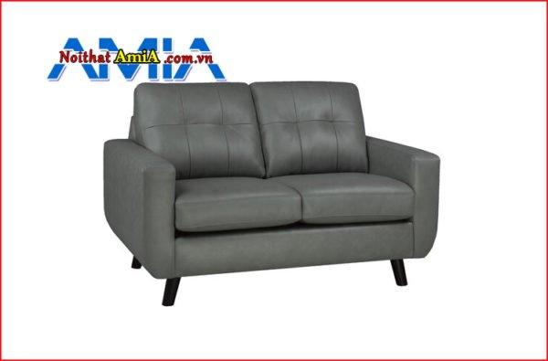 Bộ sofa da đẹp giá rẻ dưới 7 triệu AmiA SF1992149