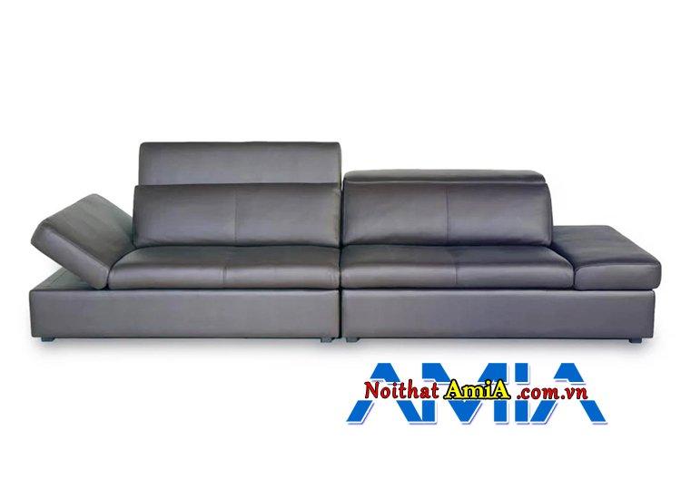 Hình ảnh Ghế sofa da giường Nhật Bản nhập khẩu