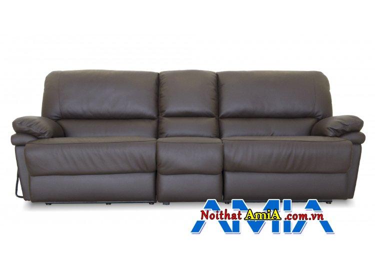 Hình ảnh sofa da nhập khẩu Nhật Bản giá rẻ Hà Nội