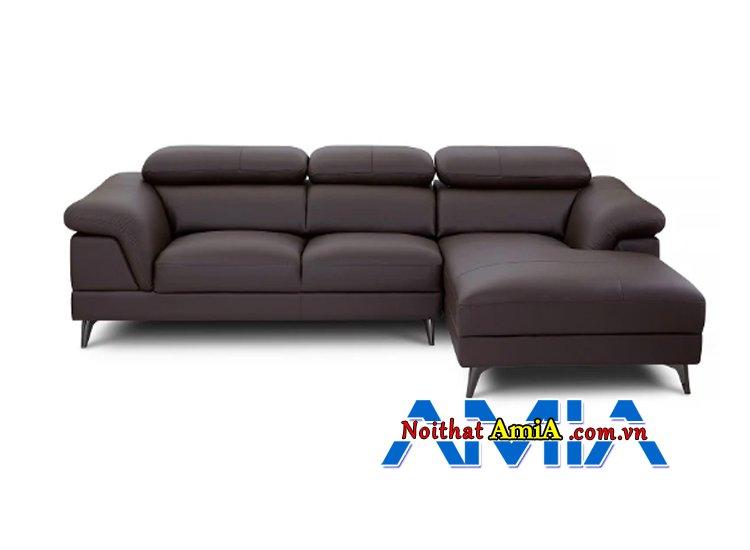 Hình ảnh sofa da nhập khẩu Nhật Bản Hà Nội
