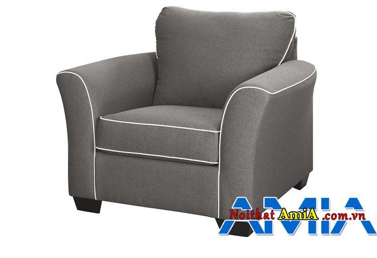 Ghế sofa đơn thiết kế tân cổ điển đơn giản AmiA SFN1903202022