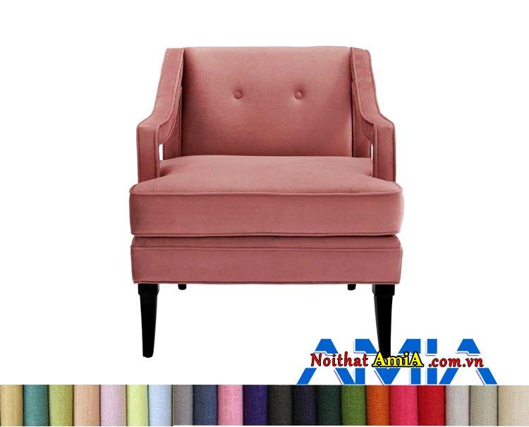 Chiếc ghế  sofa đơn Hàn Quốc nhập khẩu nhỏ gọn