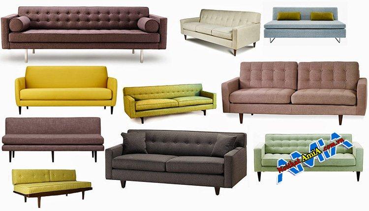 Các mẫu sofa nỉ Malaysia cao cấp nhập khẩu