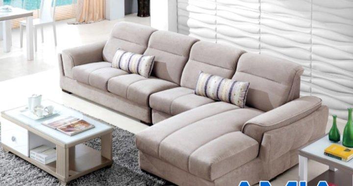 Mẫu ghế sofa nỉ nhập khẩu Việt Nam