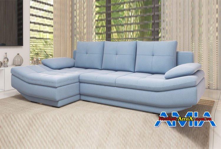 Cấu tạo chất liệu của 1 bộ bàn ghế sofa chữ l đẹp