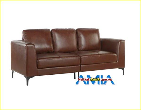 Hình ảnh bộ sofa kích thước nhỏ cho phòng khách