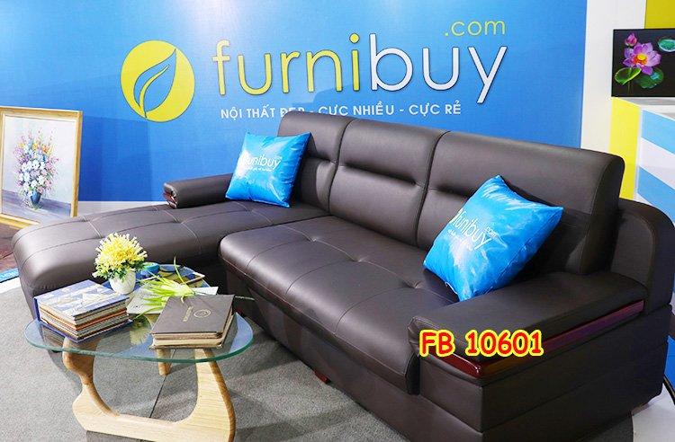 Hình ảnh mẫu ghế sofa da Microfiber giá rẻ tại xưởng AmiA
