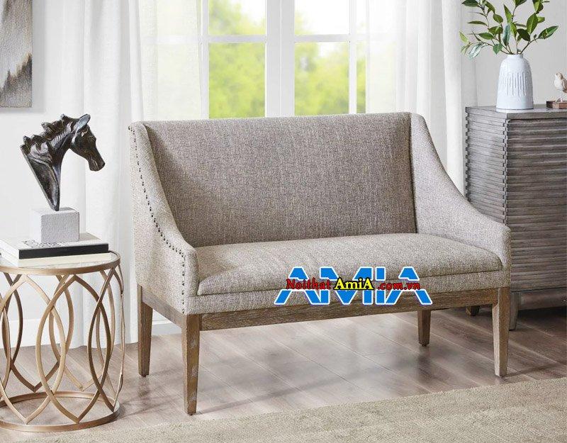 Hình ảnh ghế sofa đơn nhỏ cho phòng đọc sách
