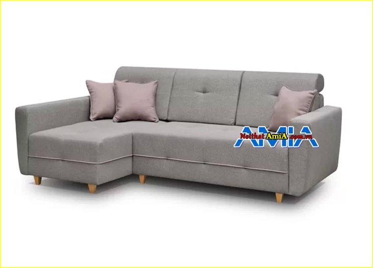 hình ảnh ghế sofa góc nhỏ phòng khách đẹp