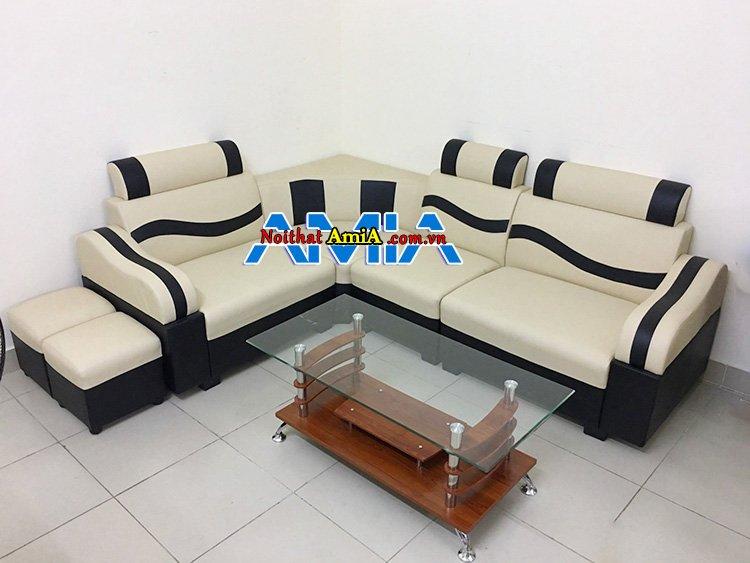 sofa góc phòng khách 2 triệu giá rẻ