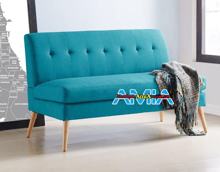 Hình ảnh ghế sofa mini giá rẻ Hà Nội cho chung cư