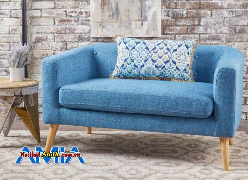 Hình ảnh ghế sofa văng đơn nhỏ đẹp giá rẻ AmiA SF1992421