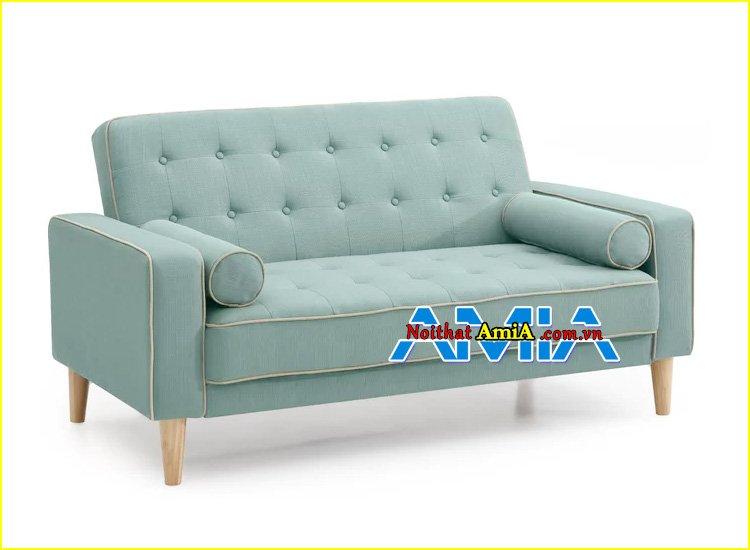 Mẫu ghế sofa văng đơn nhỏ giá rẻ