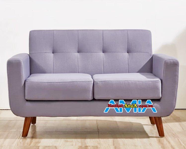 Lựa chọn ghế sofa mini giá rẻ Hà Nội đóng theo yêu cầu